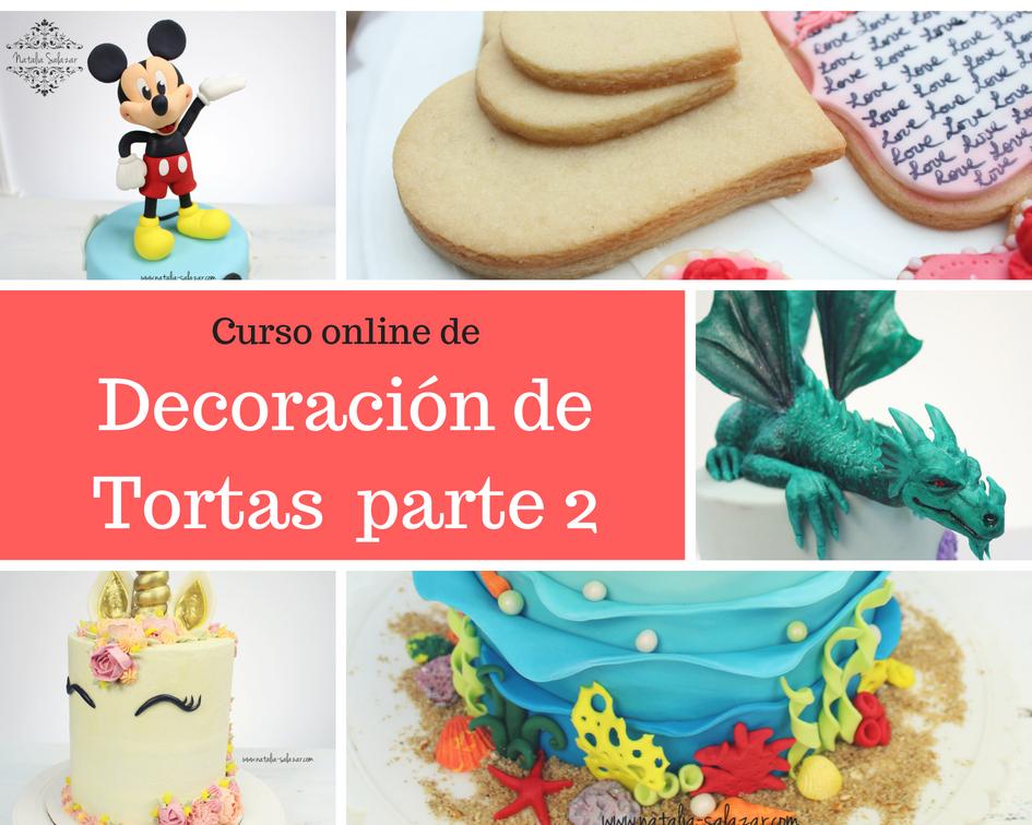 Curso online decoracion de tortas 2.3
